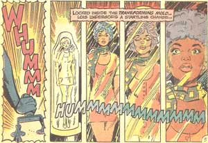 scene from Superman's Girlfriend Lois Lane #106