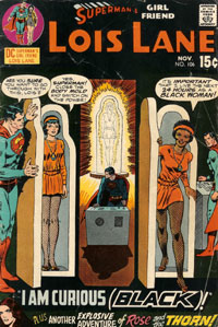 cover, Superman's Girlfriend Lois Lane #106