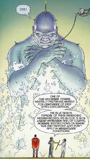 Polite Dissent » All-Star Superman Biological Review: The Square ...