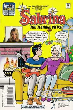 Sabrina witch adult comics sex