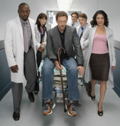 House episode role model cast